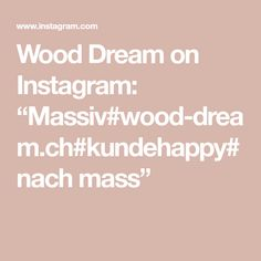 "Wood Dream on Instagram: ""Massiv#wood-dream.ch#kundehappy#nach mass"" Sofa, Instagram, Made To Measure Furniture, Settee, Sofa Beds, Loveseats, Couch, Bench"