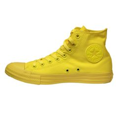 finest selection 10771 1a106 Converse all star yellow - scarpe