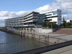 HafenCity Universität #HafenCity #Hamburg