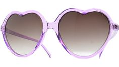 Clear Heart Sunglasses (Buy 3 Get Free Shipping*) House Of Sunglasses