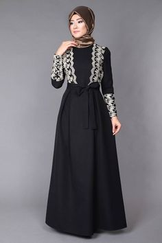 Model Baju Batik Dress Brukat, Hijab Style Dress, Batik Dress, Dress Outfits, Batik Fashion, Abaya Fashion, Modest Fashion, Fashion Dresses, Simple Long Dress