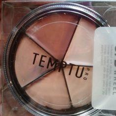 .@pumps_and_gloss (Pumps and Gloss) 's Instagram photos | Webstagram - Temptu Concealer Wheel #tmsChicago @The Makeup Show