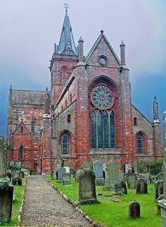 St Magnus Cathedral, Scotland