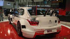 Citroën C-Elysée Racing