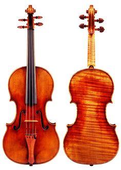 Antonio Stradivari (1644-1737) - Violin Lady Harmsworth (1703)