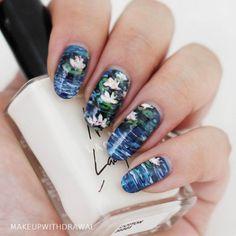 NOTD: Monet's Lilies
