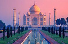 Where to Honeymoon? India?