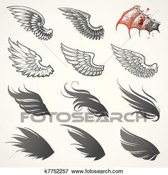 15 Cool Images of Baby Angel Wings Vector Art. Baby Angel Wings Clip Art Angel Wings and Halo Angel Wings Clip Art Black And White Angel Wings Clip Art Tattoo Angel Wings Clip Art Schulterpanzer Tattoo, Alas Tattoo, Chest Tattoo, Tattoo Flash, Trendy Tattoos, Tribal Tattoos, Celtic Tattoos, Stylish Tattoo, Tattoos Familie