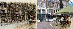 Leidseplein Amsterdam Anton Pieck, Amsterdam Art, Street View, Kunst