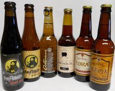 Cervezas artesanas Gallegas