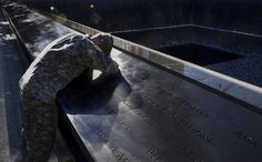 56 Powerful, Moving Photos From The 9/11 Memorial