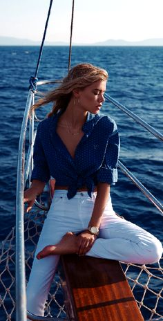 #SUMMER #SAILING #STYLE ♥