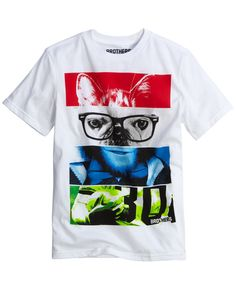 Photoreal Animals Tee Shop Brothers