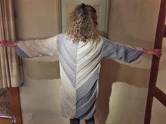 Ravelry: nice 'n' easy cardigan pattern by Judith Braun
