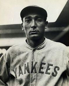 Tony Lazzeri - NY Yankees (1927)