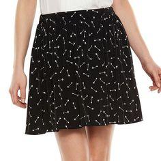 LC Lauren Conrad Print Mini Skirt at Kohl's.
