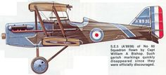 SE5 60 Sqn Billy Bishop