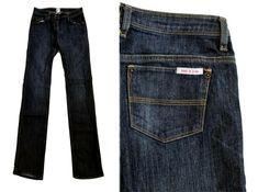 Sass and Bide Dark Blue Denim Designer Jeans Sydney Australia S Sass And Bide, Sydney Australia, Blue Denim, Online Price, Dark Blue, Best Deals, Jeans, Ebay, Design