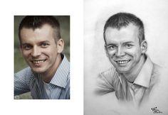 Desen după Imagine 23 - Desen în Creion de Corina Olosutean // Drawing from Picture 23 - Pencil Drawing by Corina Olosutean Art, Kunst, Art Education, Artworks