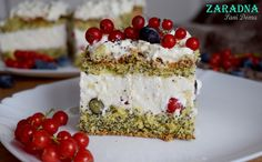 Krispie Treats, Rice Krispies, Vanilla Cake, Food, Meal, Eten, Meals