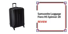 Samsonite Luggage Fiero HS Spinner 28 Review Best Carry On Luggage, Travel Luggage, Define Metal, Designer Suitcases, Metal Detecting Tips, Metal Detector Reviews, Garrett Metal Detectors, Whites Metal Detectors, Samsonite Luggage