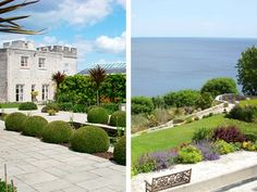 Top 10 wedding venues fit for a queen - Venues - YouAndYourWedding - 6. Pennsylvania Castle, Isle of Portland, Dorset