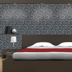 Bedroom with Savana Made in Italy Max Martini Home Max Martini, Wallpaper S, Italy, Bedroom, How To Make, Furniture, Home Decor, Wall Papers, Wallpapers