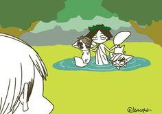 Haikyuu Ships, Haikyuu Fanart, Haikyuu Anime, Haikyuu Genderbend, Twin Pictures, Miya Atsumu, Yandere Anime, Kuroken, Anime Angel