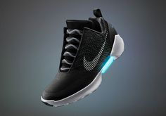 Nike Unveils The Power-Lacing HyperAdapt 1.0 Page 2 of 2 - SneakerNews.com