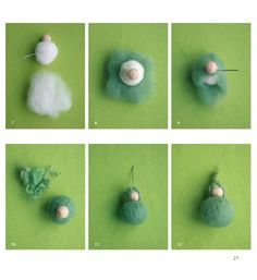 Make a needle-felted root child. Make a needle-felted root child. Wool Dolls, Felt Dolls, Felt Crafts, Diy Crafts, Waldorf Crafts, Needle Felting Tutorials, Felt Fairy, Needle Felted Animals, Fairy Dolls