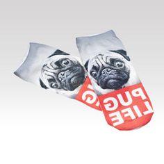 Ponožky Pug Life