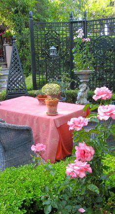 Joe Ruggiero's Rose Garden