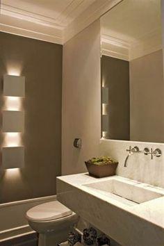 lavabos pequenos e modernos - Pesquisa Google