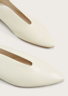 Pantofle babusze z wycięciem