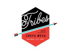 Dribbble - Tribes Work Co-op Logo 3 by Amy Hood