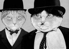 Film Kedileri: Godfather'dan Bazıları Sıcak Sever'e unutulmaz kareler