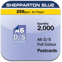 full colour postcards printing providers