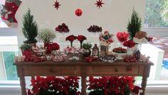 Decoração de festa de Natal