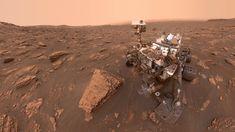 La gran tormenta de arena que ya cubre todo Marte, fotografiada desde dentro Nasa Curiosity Rover, Curiosity Mars, Sonda Curiosity, Flash Mob, Nasa Rover, Eclipse Lunar, Astronomy Pictures, Dust Storm, Space And Astronomy