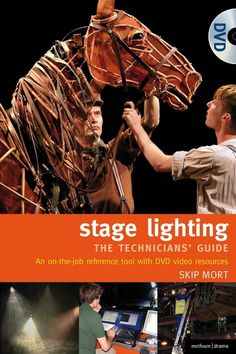 This practical guide covers all aspects of stage lighting equipment, special effects, lighting a performance space and lighting design.