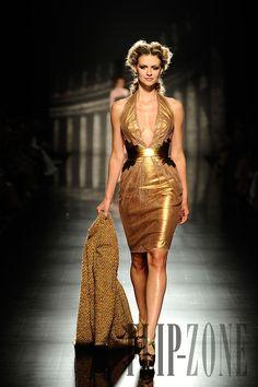 Rami Al-Ali Fall-winter 2011-2012 - Couture ~~ombre.copper&gold~~