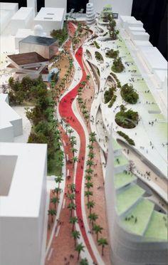 내 생각:기존 불규칙하게 형성된 골목/건물을 정비하는데 있어서 하나의 방법론 Masterplan para la rehabilitación de la Sanberillo