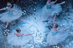 Behind The Scenes Of New York City Ballet's 'the Nutcracker'