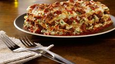 Johnsonville Italian Sausages make it simple to enjoy authentic Italian flavor. This classic lasagna dish is made so much easier when you've got Johnsonville backing you up. The flavor of the Italian sausages will help to make this recipe your new lasagna favorite!