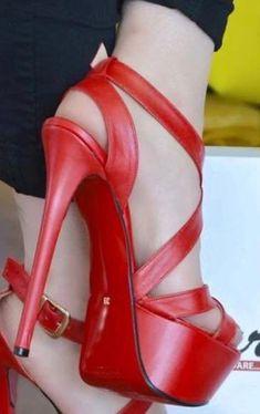 how to walk in platform high heels Hot Heels, Sexy High Heels, Frauen In High Heels, Extreme High Heels, Beautiful High Heels, Platform High Heels, High Heels Stilettos, Stiletto Heels, Talons Sexy