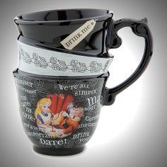 Disney Parks Alice in the Wonderland Coffee/Tea Mug