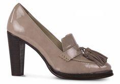 High-Heel- Loafer Frend de la Bretoniere