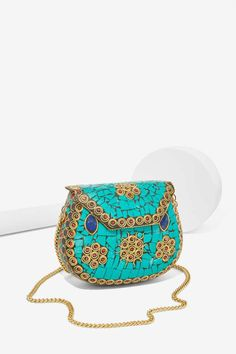 This crossbody by From St Xavier is perfect for a night out or tropical getaway.