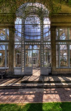 Syon Park Conservatory, London