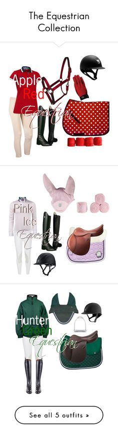 """The Equestrian Collection"" by princesskk12 ❤ liked on Polyvore featuring Ariat, Coolmax, Comfort Products, Hermès and The North Face"